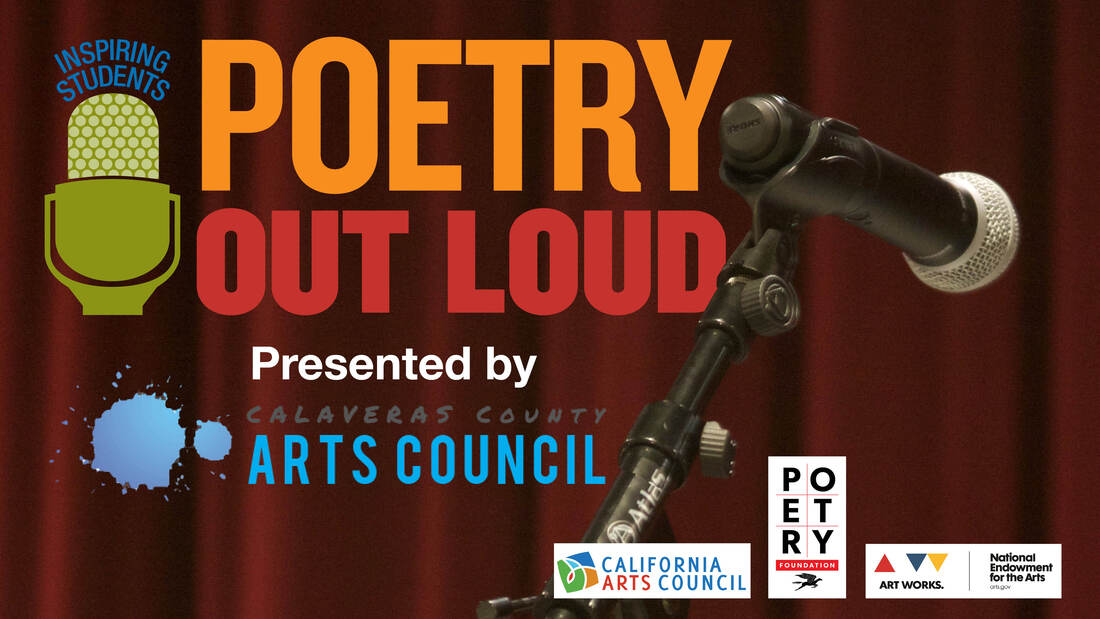 Poetry Out Loud poster